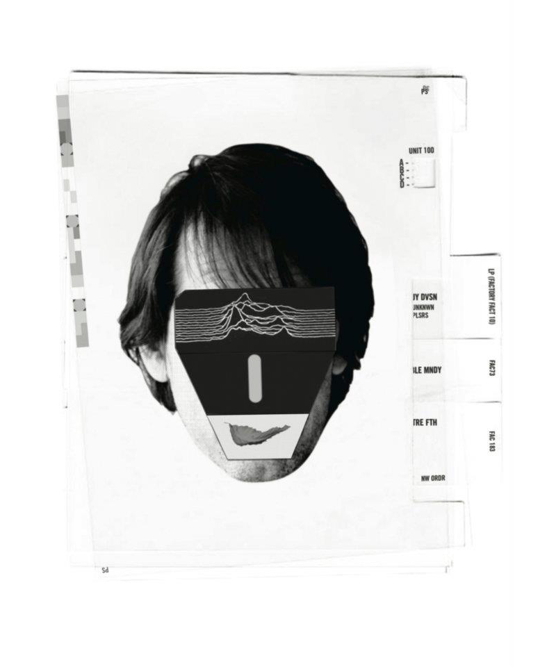 Peter Saville Photo-fit