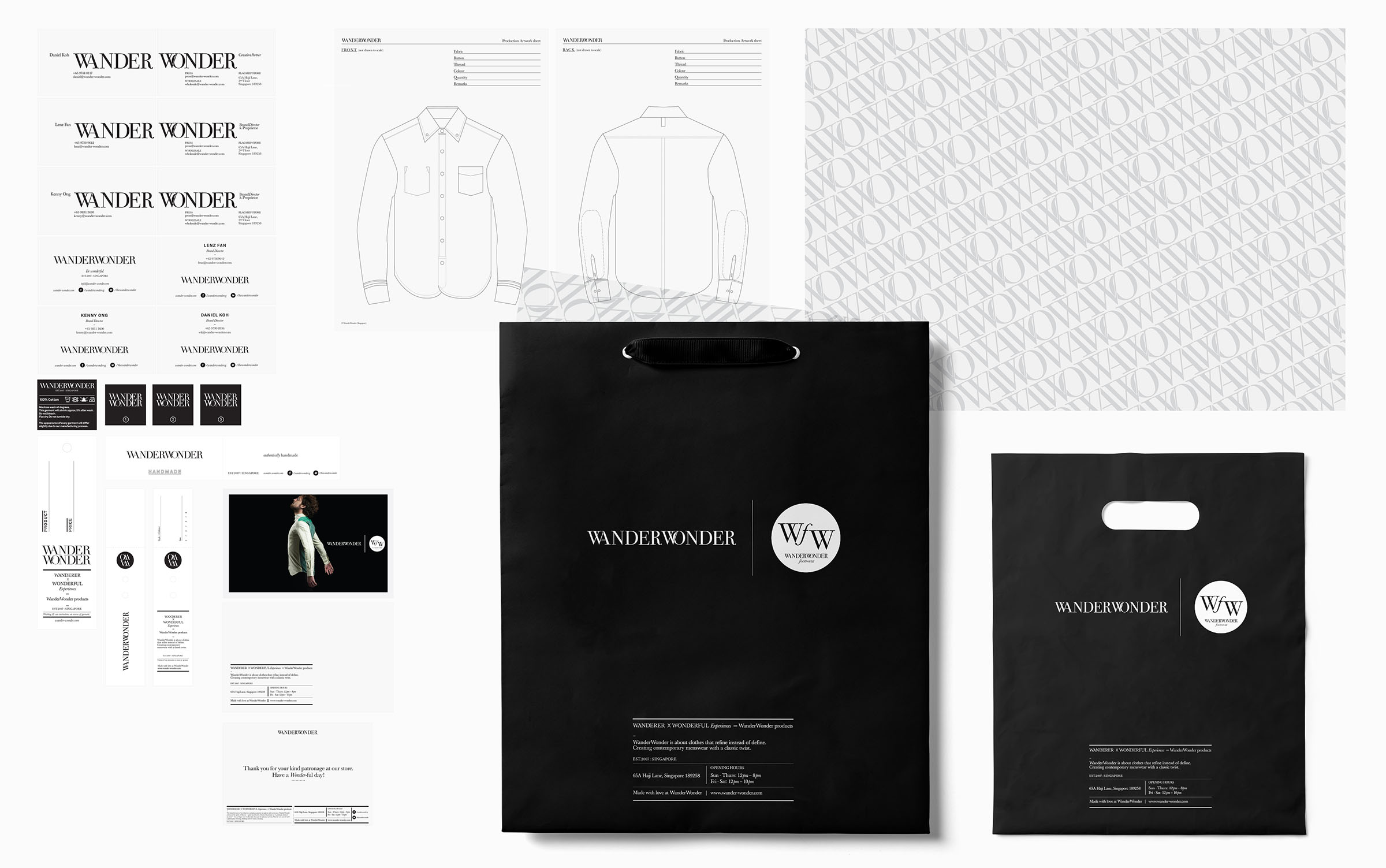 Wanderwonder_collateral system